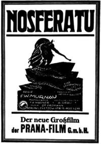 Which actor played Count Orlock (Dracula)in Nosferatu?