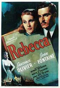 "Which 年 did Alfred Hitchcock's ""Rebecca"" win the Oscar for the Best Picture?"