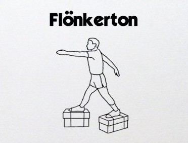 "What is ""Flonkerton"" in English?"