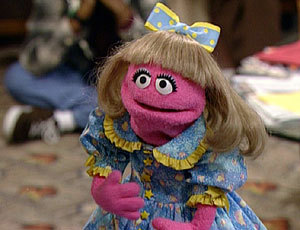 Who is this small, piano-playing character on Sesame Street?