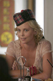 What is the name of Charlize Theron in the Show?