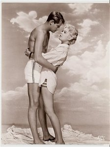 This scene is from which romantic 1950s movie?