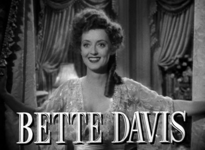NAME THE FILM: Bette plays a spoiled woman who loses her beauty when she is inflicted with diphtheria.