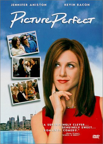 In 'Picture Perfect,' where does Jen's character work?