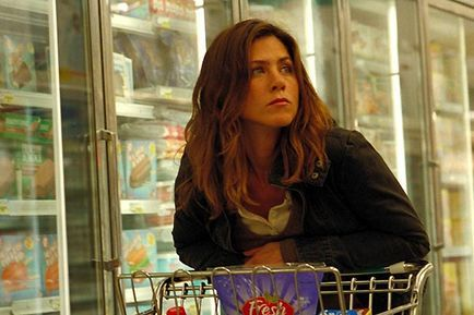 In which film does Jen play a kleptomaniac housekeeper?