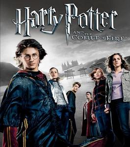 What character did David play in Harry Potter and the Goblet of Fire?