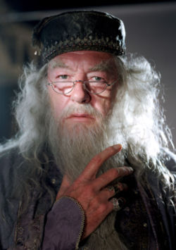 What is Dumbledore's full name ?