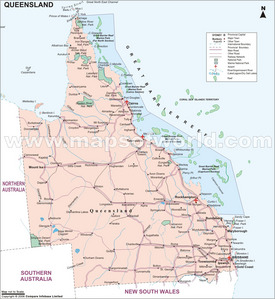 an overview of the state of queensland in australia Territory of central australia (1927-31) territory of papua (1902-49) territory of new guinea (1920-49) territory of papua and new guinea (1949-72) background and overview the states started as separate british colonies before federation (in 1901) their powers are protected by the australian constitution.