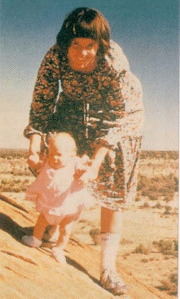 This baby made worldwide news when she disappeared at Ayers Rock on 17th August, 1980. Her mother Lindy Chamberlain claimed a dingo took her. What was the baby's name?