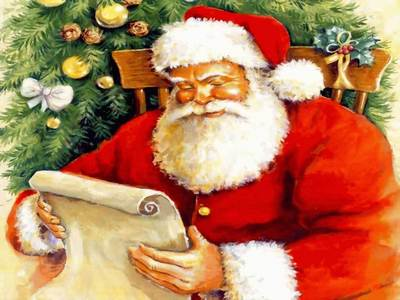 Which of the following names is 'Santa Claus' also known by?