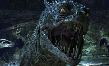 Who was the first victim of the basilisk when it was released in Harry's 秒 year?