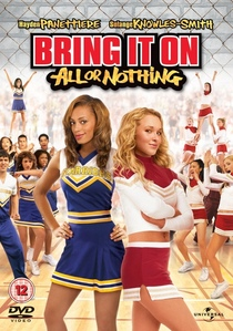What is the new type of dance introduced in Bring it on all or nothing?