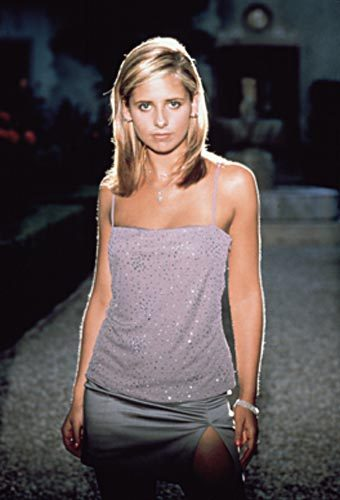 "When Sarah auditioned for ""Buffy the Vampire Slayer"", what role did she try out for?"
