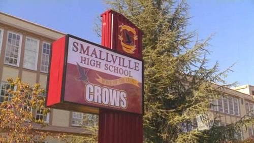When did Clark graduate from Smallville High School ?
