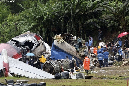 As of June 2008, how many current airlines have never had an accident?
