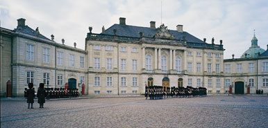 Name this Danish castle