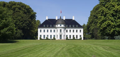 Name this Danish castle