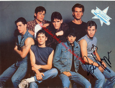 Which two Outsiders are the brothers of Ponyboy?