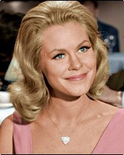 Which of the three is Elizabeth Montgomery?