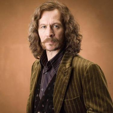 When did readers first hear of Sirius Black?
