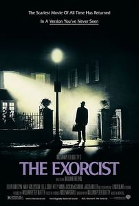 What is the middle name of young Regan, the girl possessed Von a demon in 'The Exorcist'?
