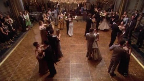 Where was the Debutante Ball held?