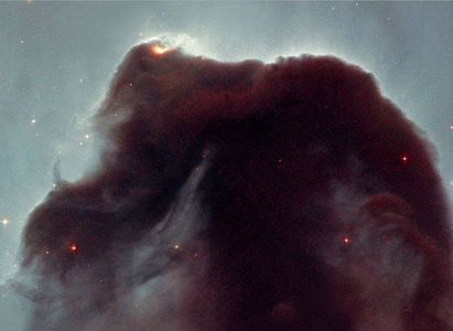 The Horsehead Nebula, pictured here, is mais properly known as...?