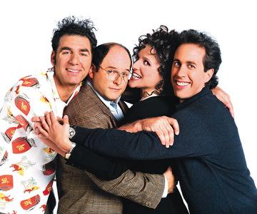 How many seasons did the Zeigen 'Seinfeld' run?