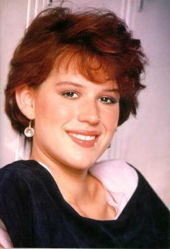 Which 80s movie did NOT ster Molly Ringwald?