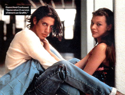 TRUE or FALSE:  Milla Jovovich (Michelle) and Shawn Andrews (Pickford) were married once.