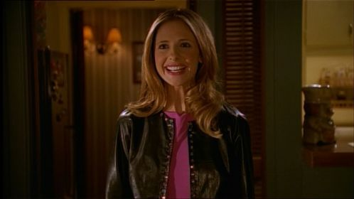 What is not something that the Buffybot is programmed to believe about Angel?