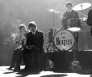 True hoặc False: John had the first post-Beatles #1 single.