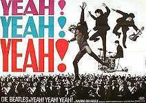 """True or False: The word """"Beatles"""" is mentioned 20 times in the movie A Hard Day's Night."""