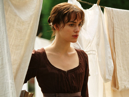 How old is Elizabeth Bennet?