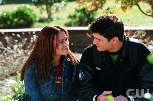 In the beginning, Haley didn't want to have anything to do with Nathan because..