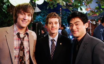 What is the name of the KTT guy next to Cappie and Rusty?