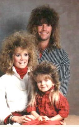"80s Fads: While this hairstyle did not originate in the 80s, it rose to new ""tasteful"" heights in the 80s. What did we call it?"