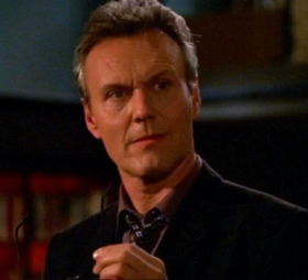 When Giles was called to be informed that Buffy had been resurrected, what phrase did he utter a lot?