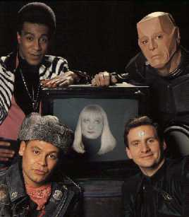 What is the first episode of Red Dwarf called?