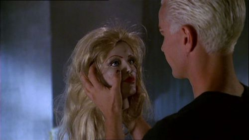 "Spike's ""Buffy"" mannequin shows up for the first time in which episode?"