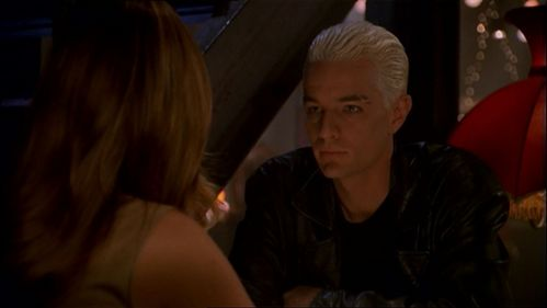In 'Fool For Love' what does Spike insist that Buffy buy for him before he'll talk?