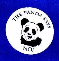 "The punchline of the famous ""panda joke"" and title of a book on punctuation is..."