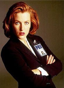 "Who said, ""Scully wants me so bad""?"