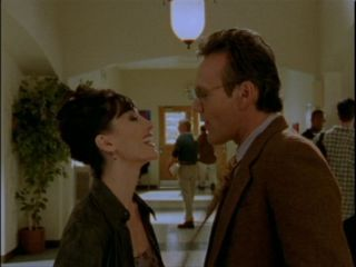 "Where does Jenny take Giles on a date in episode 'Lie To Me""?"