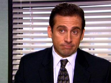 What street did Michael grow up on in Scranton?