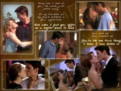 over the past five seasons how many people got in the way of nathan and haley's marriage