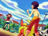 "In the episode ""A Fan with a Plan"", the ""Trainer's Choice"" section wrongly stated that Arbok..."