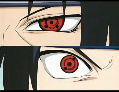How many vertions are there of the Sharingan?