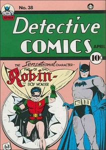 Who was the first Robin