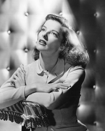 Actress Katharine Hepburn won the Academy Award four times for Best Actress. Which of these Film did she NOT win for?